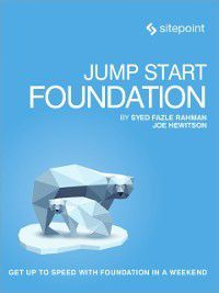 Jump Start Foundation, Syed Fazle Rahman, Joe Hewitson