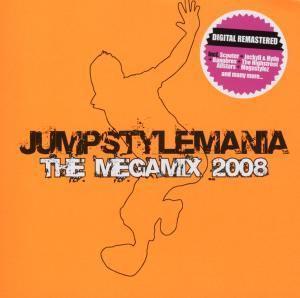 Jumpstylemania-The Megamix 2008, Diverse Interpreten