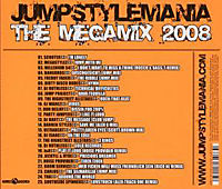 Jumpstylemania-The Megamix 2008 - Produktdetailbild 1