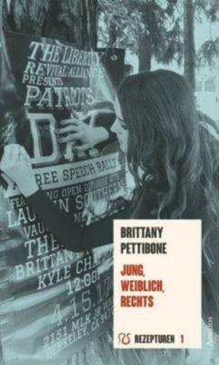 jung, weiblich, rechts - Brittany Pettibone  