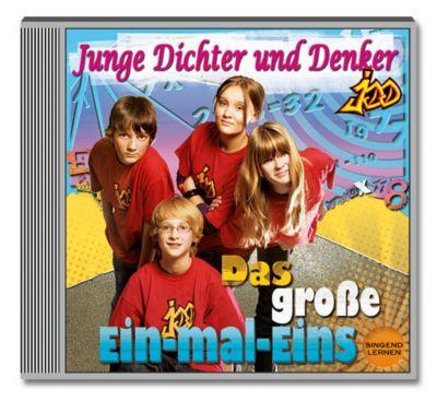 Junge Dicher und Denker: Das grosse Ein-mal-Eins singend lernen, Junge Dichter Und Denker