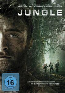 Jungle, Daniel Radcliff, Thomas Kretschmann, Alex Russell