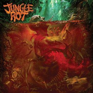 Jungle Rot (Ltd Clear Red Vinyl), Jungle Rot
