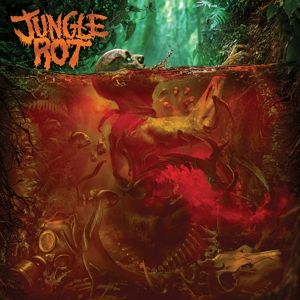 Jungle Rot (Ltd Clear Red Vinyl), Jungle Rot