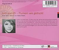 Juni und ich - Flunkern wie gedruckt, 2 Audio-CDs - Produktdetailbild 1