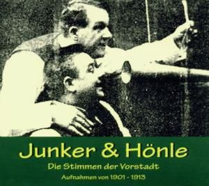 Junker & Hönle, 1 Audio-CD, August Junker, Alois Hönle