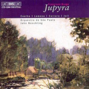 Jupyra/Cauchemar, John Neschling, Sao Paulo So