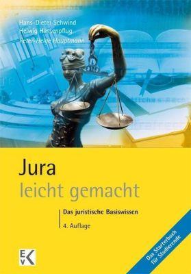 Jura leicht gemacht, Peter-Helge Hauptmann