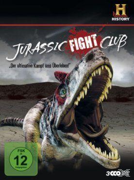 Jurassic Fight Club, Staffel 1 - Der ultimative Kampf ums Überleben