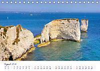 Jurassic Küste - Südengland (Tischkalender 2019 DIN A5 quer) - Produktdetailbild 8