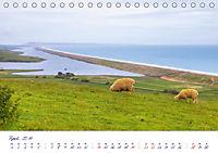 Jurassic Küste - Südengland (Tischkalender 2019 DIN A5 quer) - Produktdetailbild 4