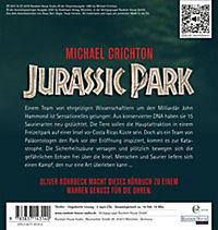 Jurassic Park, 2 MP3-CDs - Produktdetailbild 1