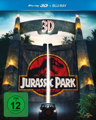 Jurassic Park - 3D-Version, Michael Crichton, David Koepp
