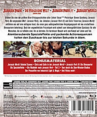 Jurassic Park Collection 1-4 Bluray Box - Produktdetailbild 1