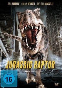Jurassic Raptor, Eric Roberts, Corbin Bernsen, Melissa Brasselle, +++