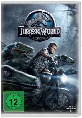 Jurassic World, Michael Crichton