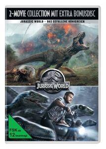 Jurassic World-2 Movie Collection, Bryce Dallas Howard,Jeff Goldblum Chris Pratt