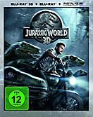 Jurassic World 3D (Blu-ray mit exklusivem Poster)