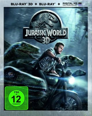 Jurassic World - 3D Version, Michael Crichton, Derek Connolly, Rick Jaffa, Amanda Silver, Colin Trevorrow