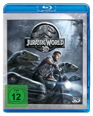 Jurassic World - 3D Version, Michael Crichton, Derek Connolly, Rick Jaffa, Amanda Silver, Colin Trevorrow