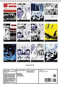 Just Art 0.16 (Wandkalender 2019 DIN A3 hoch) - Produktdetailbild 13