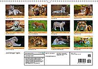 Just Bengal Tigers (Wall Calendar 2019 DIN A3 Landscape) - Produktdetailbild 13