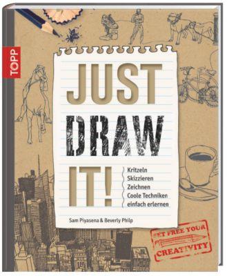 Just Draw It!, Sam Piyasena, Beverly Philp