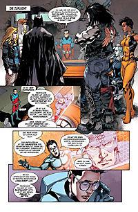 Justice League of America - Panik im Mikroversum - Produktdetailbild 5