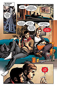 Justice League of America - Panik im Mikroversum - Produktdetailbild 2