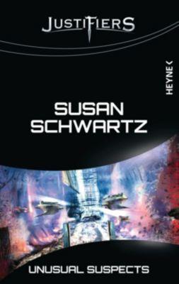Justifiers Band 10: Unusual Suspects - Susan Schwartz  