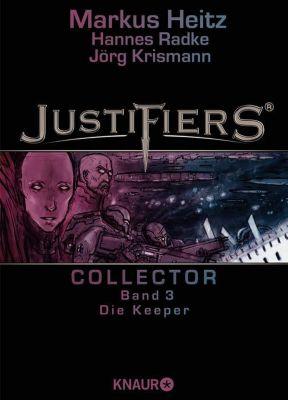 Justifiers Collector - Die Keeper -  pdf epub