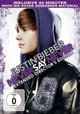 Justin Bieber - Never say Never, Justin Bieber