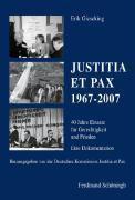Justitia et Pax 1967-2007, Erik Gieseking