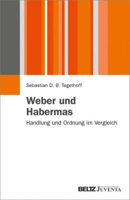 Juventa Materialien: Weber und Habermas, Sebastian Tegethoff