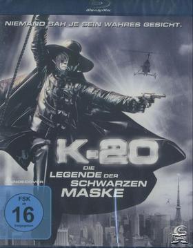 K-20 – Die Legende der schwarzen Maske, So Kitamura, Shimako Sato