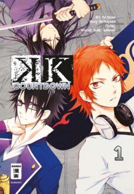 K - Countdown 01, Yui Kuroe, GoHands, GoRA