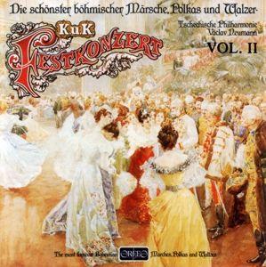K.U.K.Festkonzert Vol.2:Böhmische Märsche,Polkas/+, Vaclav Neumann, Tp