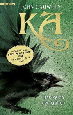 KA - Das Reich der Krähen - John Crowley |
