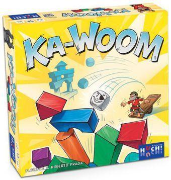 Ka-Woom (Spiel), Florence und Roberto Fraga
