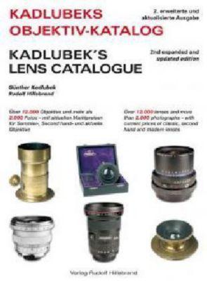 Kadlubek 39 S Objektiv Katalog Buch Bei Online