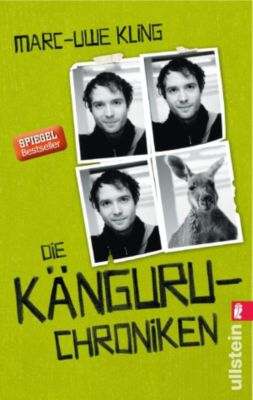 Känguru Chroniken Band 1: Die Känguru Chroniken, Marc-Uwe Kling