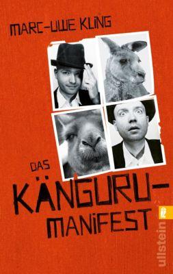 Känguru Chroniken Band 2: Das Känguru-Manifest, Marc-Uwe Kling