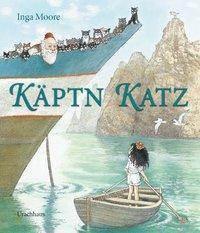 Käptn Katz, Inga Moore