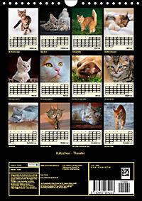 Kätzchen - Theater (Wandkalender 2019 DIN A4 hoch) - Produktdetailbild 13