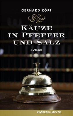 Käuze in Pfeffer und Salz, Gerhard Köpf