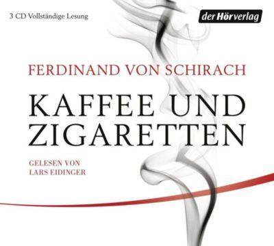 Kaffee und Zigaretten, 3 Audio-CDs - Ferdinand Von Schirach |
