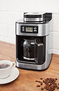 Kaffeemaschine mit Mahlwerk - Produktdetailbild 1