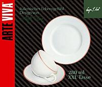 Kaffeeservice Grazioso, 18tlg. PRIMA rose-gold - Produktdetailbild 1