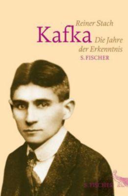 Kafka. Die Jahre der Erkenntnis, Reiner Stach