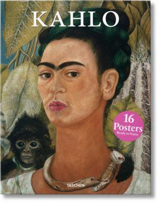Kahlo, Poster